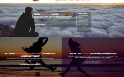 Ny sajt – Orjala